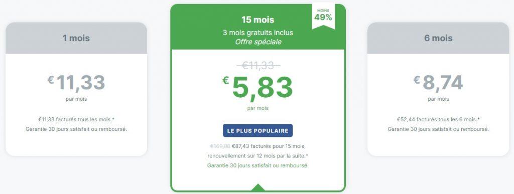 abonnements expressvpn euro